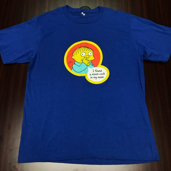 a85ee2cf Shirts | The Simpsons Ralph Wiggum Tshirt | Poshmark